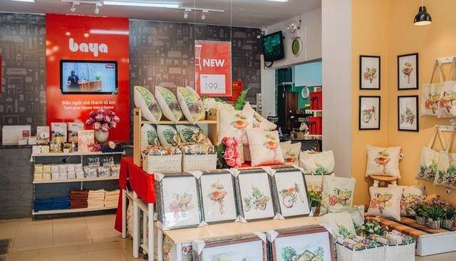 Baya Furniture store in Ho Chi Minh city