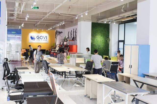 Govi Office Furniture Showroom