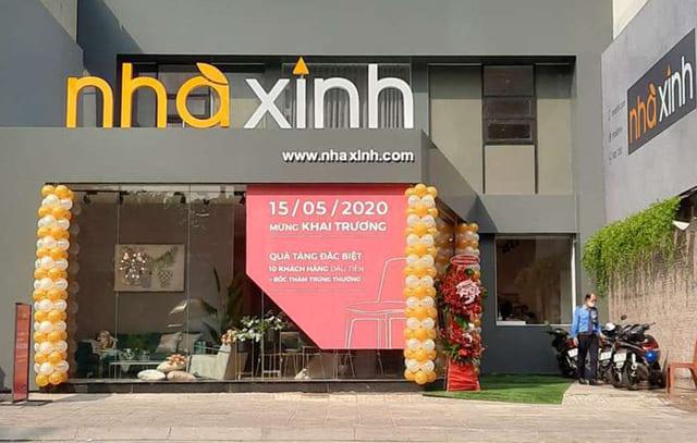 Nha Xinh Furniture Store in Sai Gon