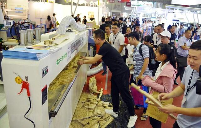 Vietnamwood & Furnitec furniture exhibition